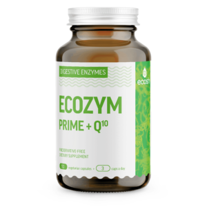 ECOZYME PRIME+ Q10 enzymes