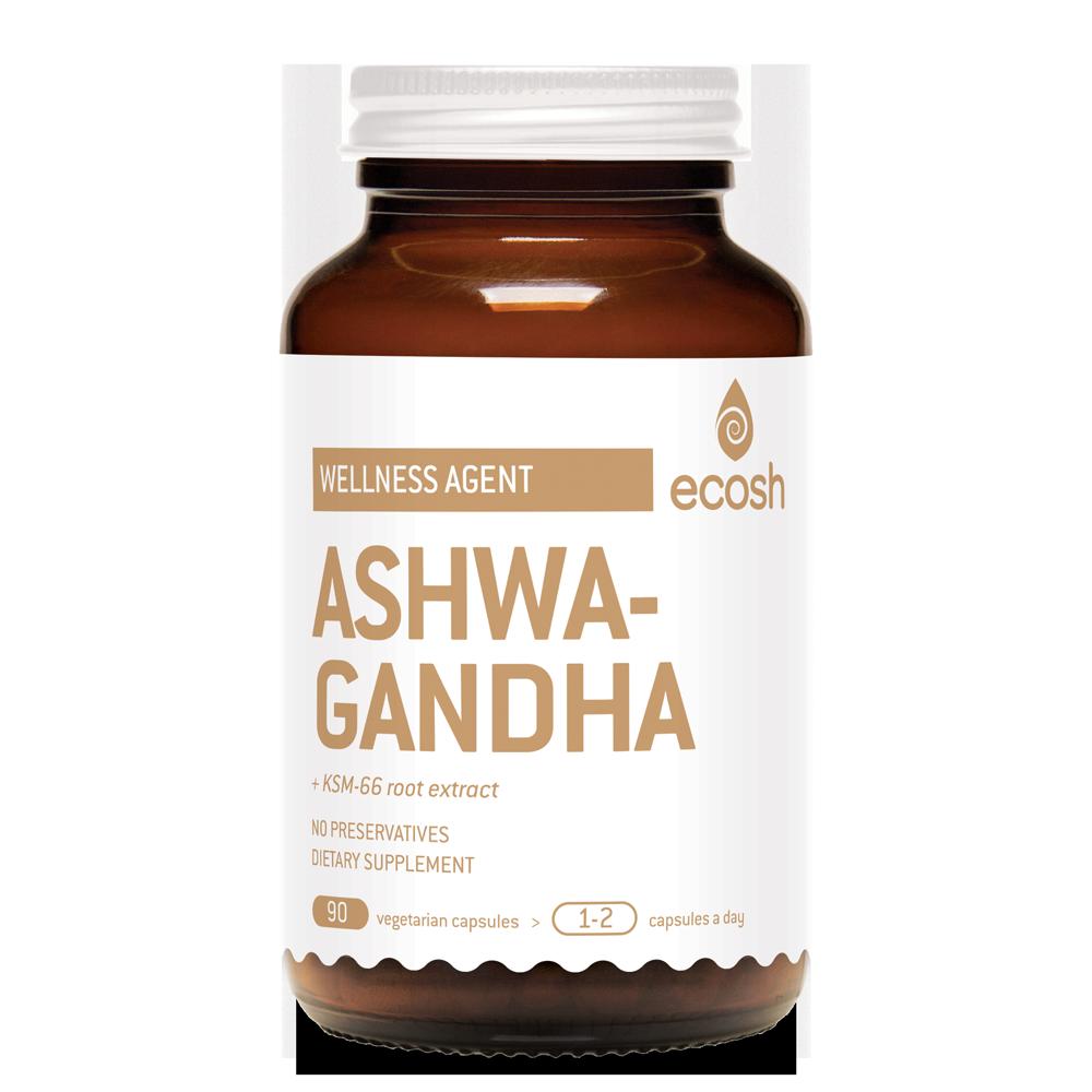 Ashwagandha KSM-66 Root Extract