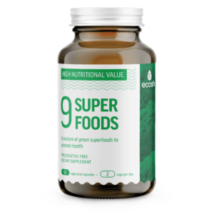 9 Superfoods – Supergreen