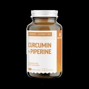 Curcumin 95% + piperine