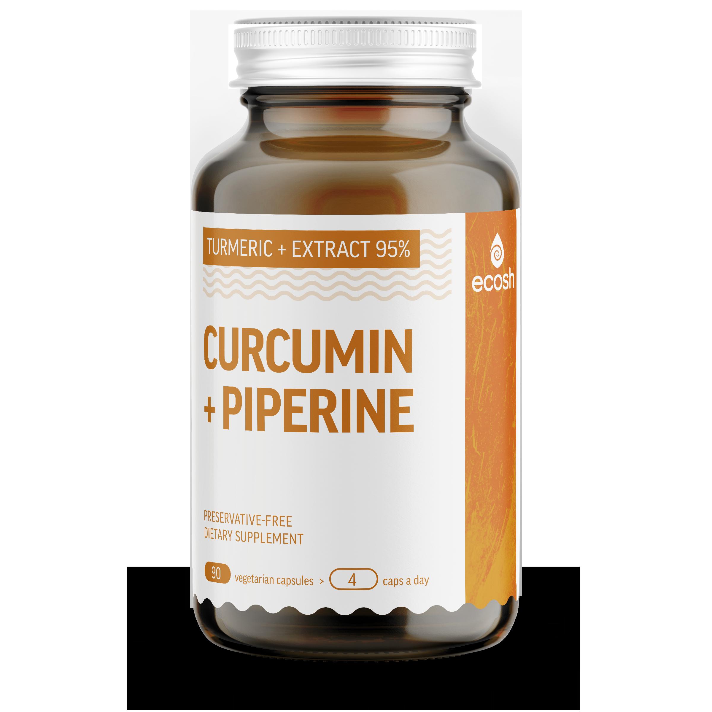 curcumin piperine