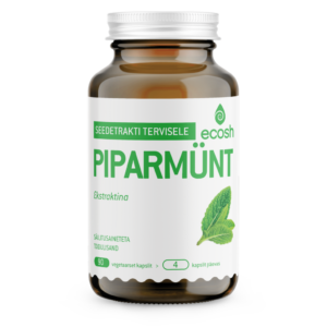 PEPPERMINT leaf extract