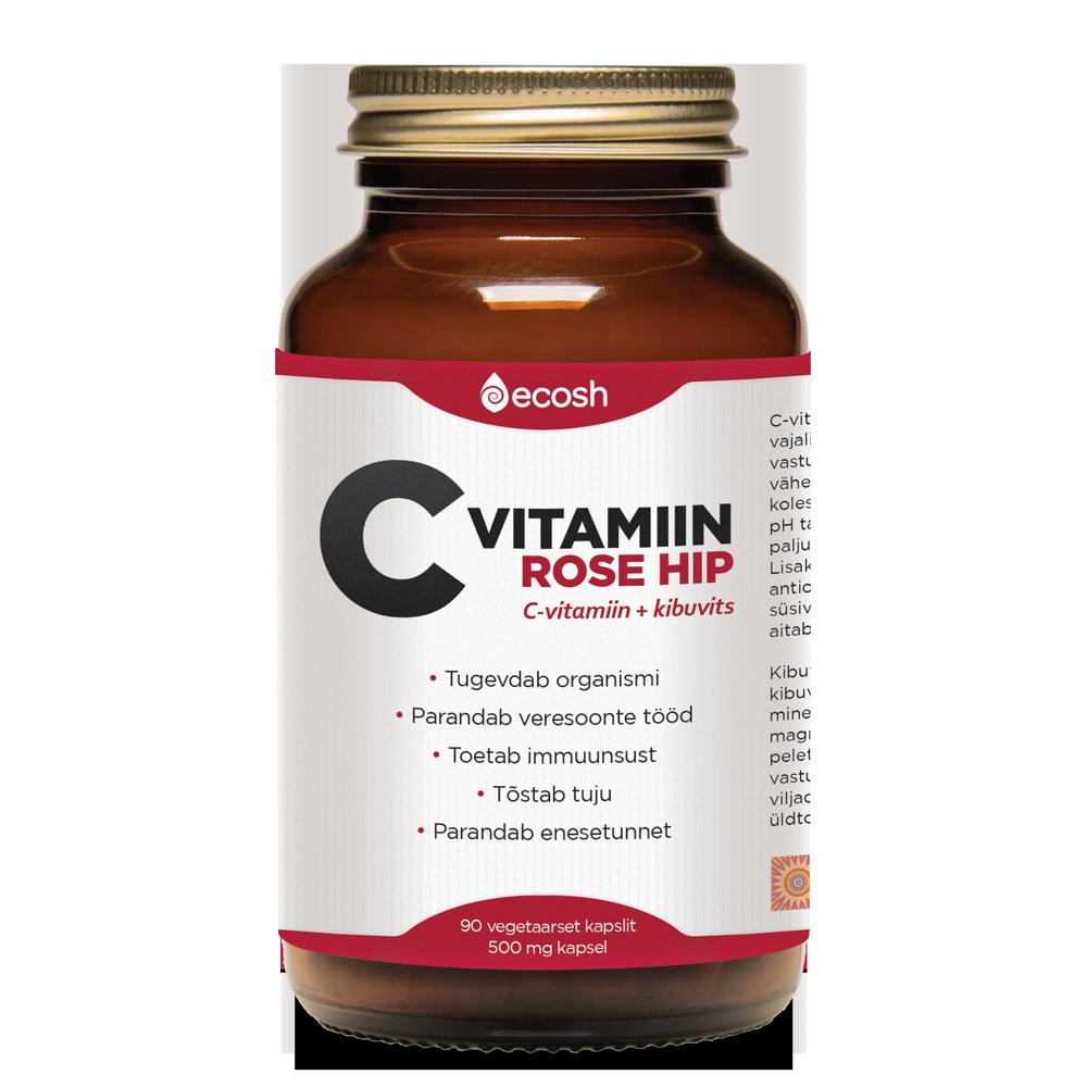 Vitamin C + Rose Hip