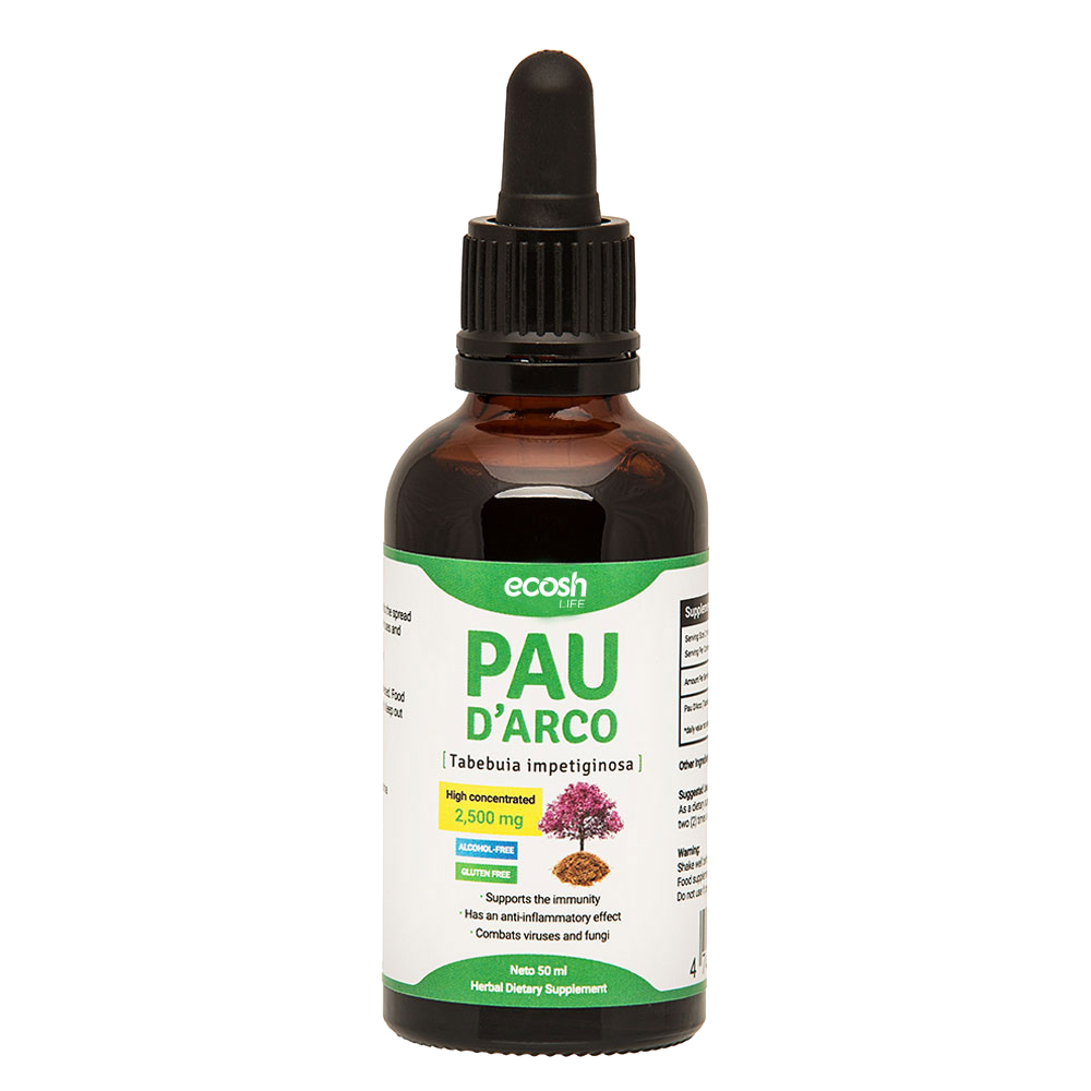Pau D' Arco Liquid 50ml