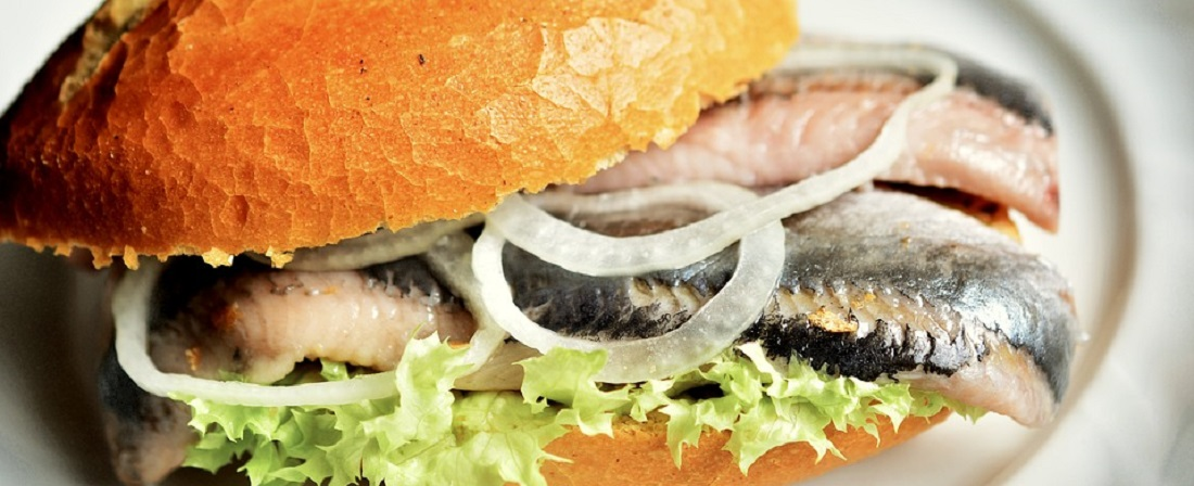 herring is rich in vitamin D