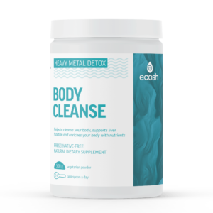 NEW! BODY CLEANSING from heavy metals