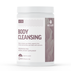 1. 💚 NEW! BODY CLEANSING from heavy metals