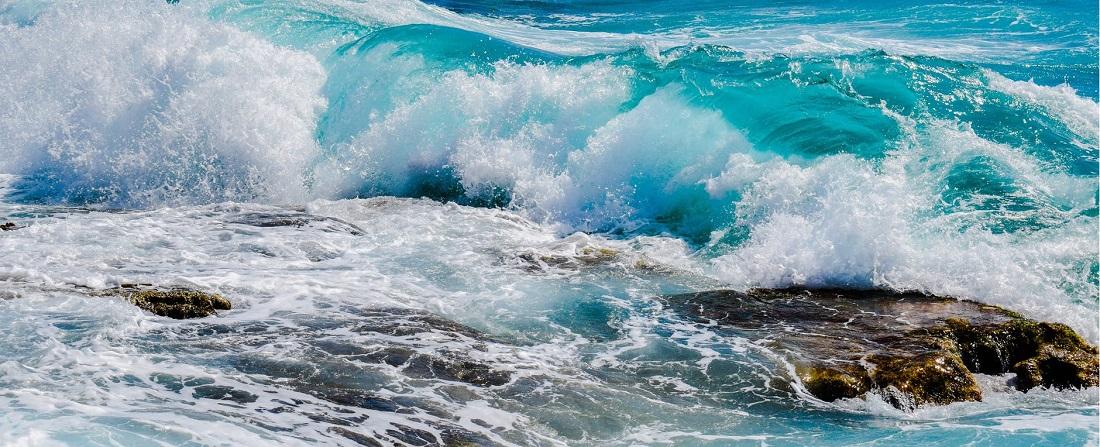 Deep ocean mineral water