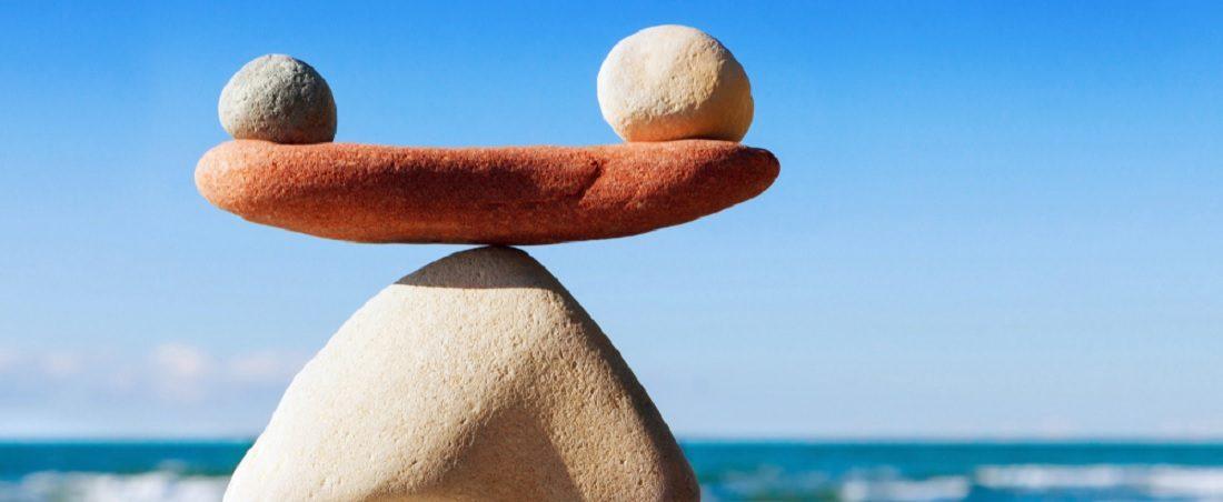balance between antioxidants and free radicals