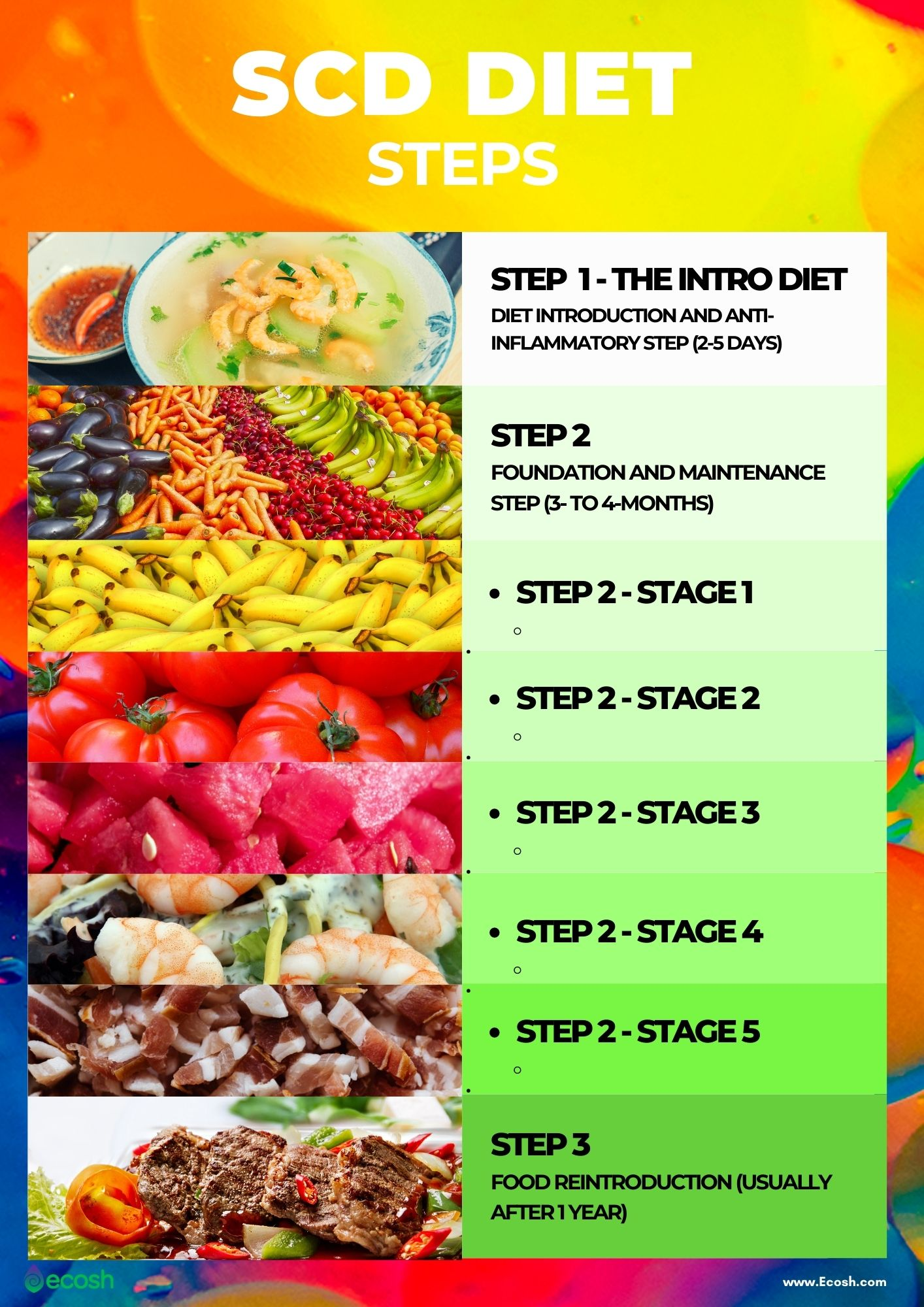 Ecosh_Specific_Carbohydrate_Diet_Steps_SCD_Diet_Steps_SCD_Diet_Stages_Specific_Carbohydrate_Diet_Stages